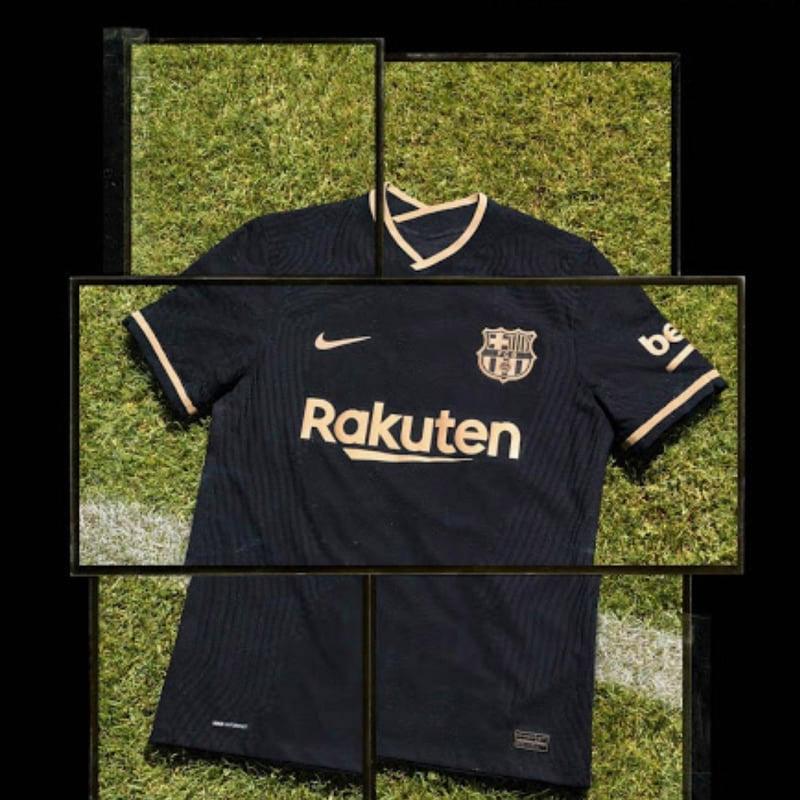 Barcelona Away Kit Kit 2020 21